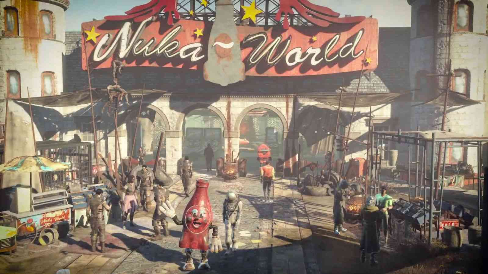 Fallout 4's Last DLC Nuka-World Will Finally Let You Be a Raider