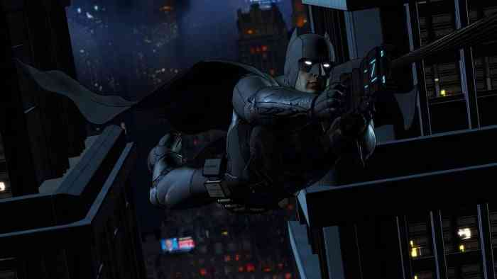 Batman - The Telltale Series Top Screen
