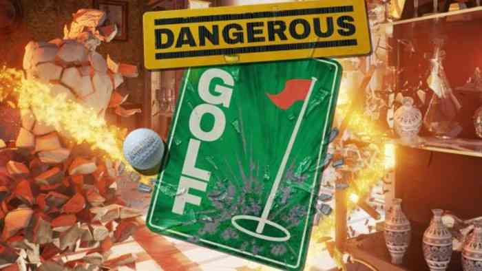 Dangerous Golf Hero