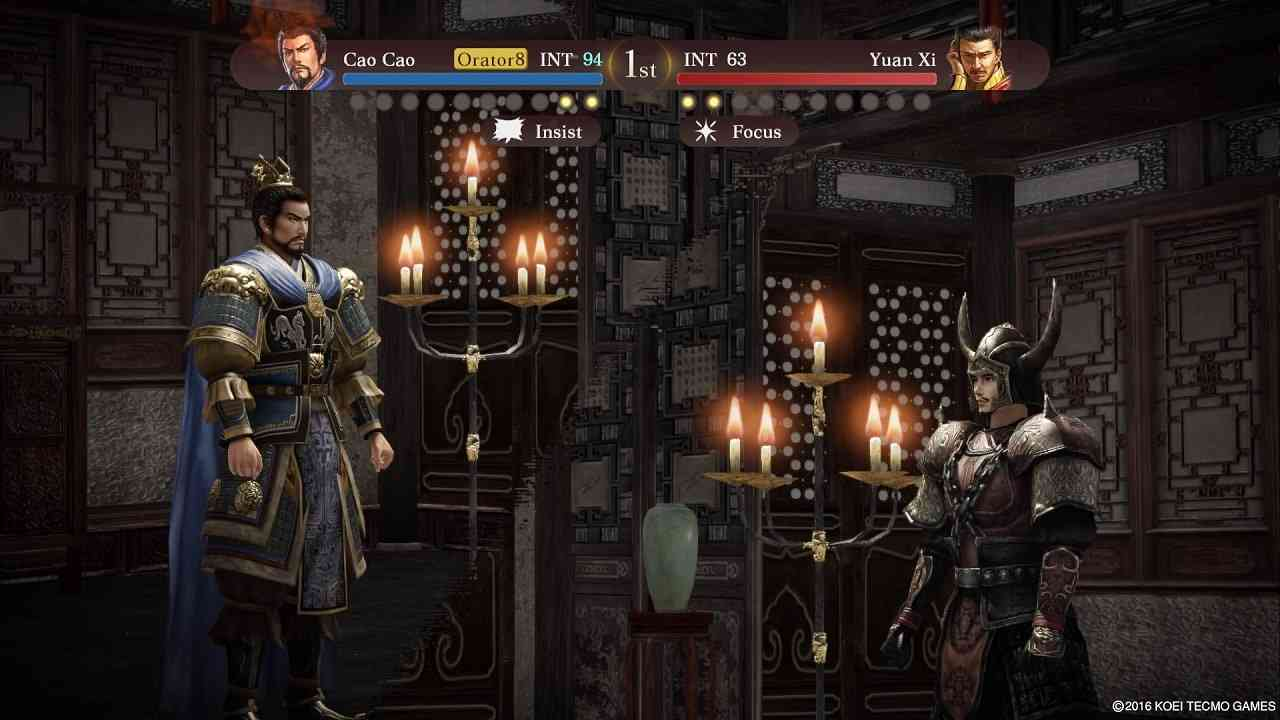 Romance of the Three Kingdoms XIII Review – Overwhelming and