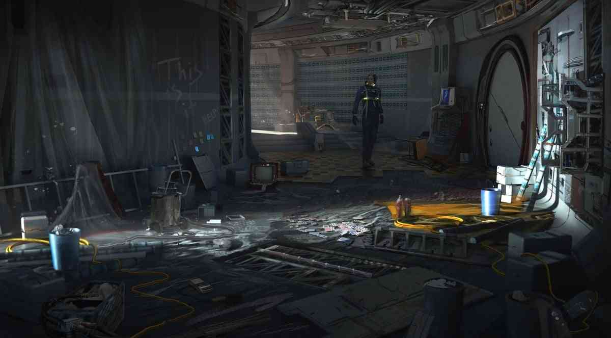 Innovative Sci-Fi Space Exploration Game Event [0] Set for September Release