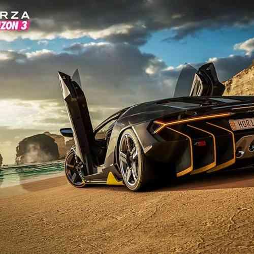 Forza Horizon 3 Cars July 2016 Top