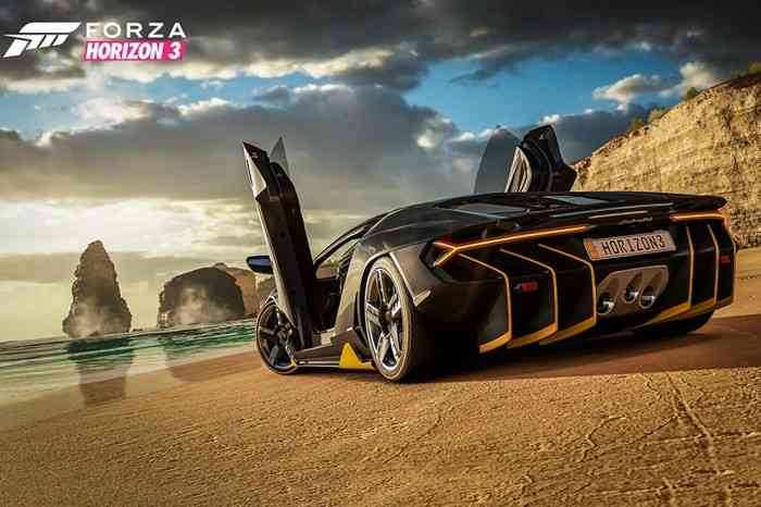 Forza Horizon 3 Cars July 2016 Top