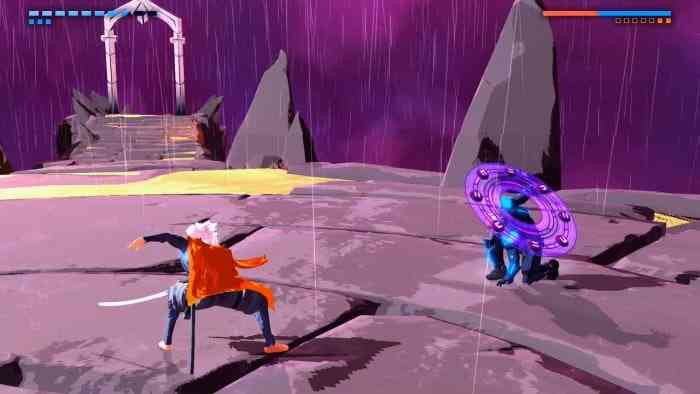 Furi Set To Hit Nintendo Switch In Early 2018