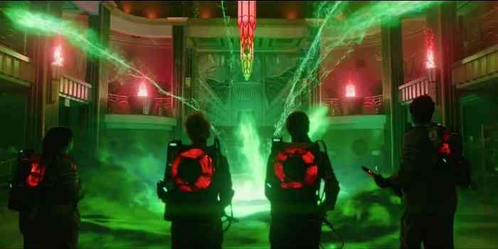 Ghostbusters 2016 Screen 1