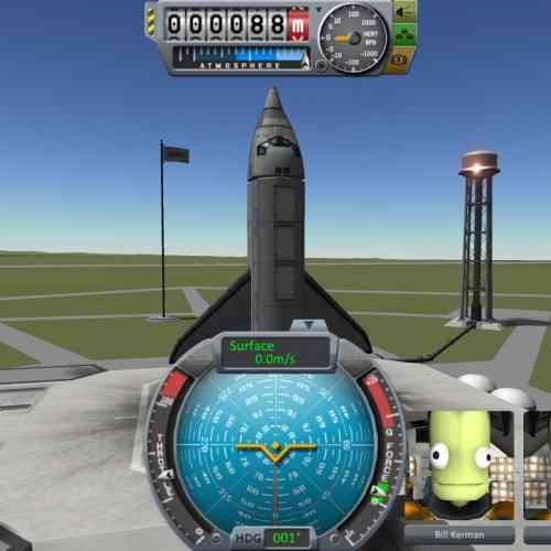 Kerbal Space Program Review – Rewarding Space Flight Simulator