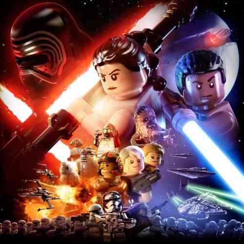 LEGO Star Wars Force Awakens HERO