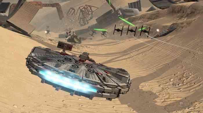 LEGO Star Wars Force Awakens Screen 01