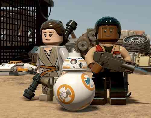 LEGO Star Wars Force Awakens Screen 03