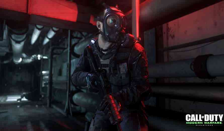 Call of Duty: Modern Warfare Remastered To Be Sold Separately From Infinite Warfare