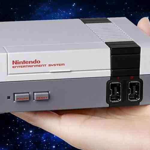 NES Classic Edition Mini-Console