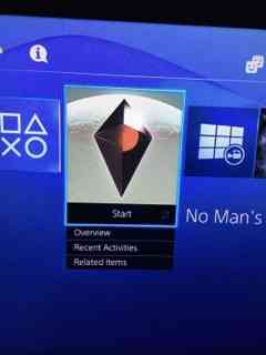 No Man's Sky Early Impressions