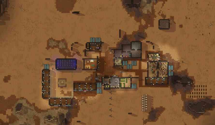 Rimworld Preview - The Nudist Colony of Hyrule