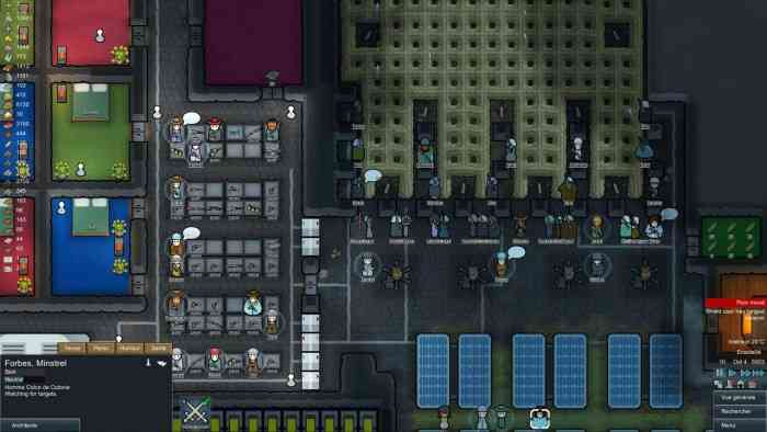 Rimworld Top Screen