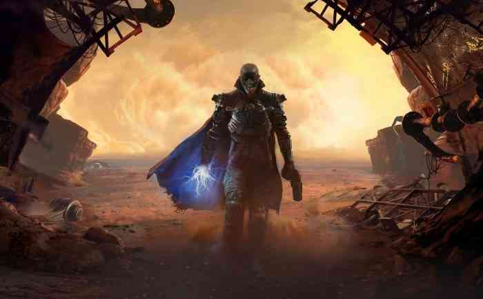 The Technomancer HERO Xbox