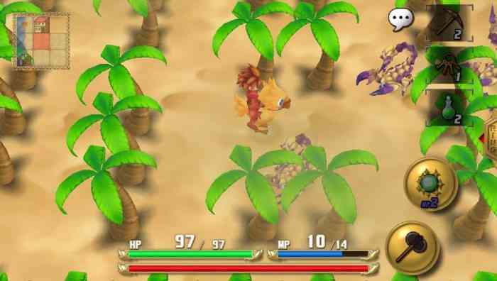 adventures of mana ins2