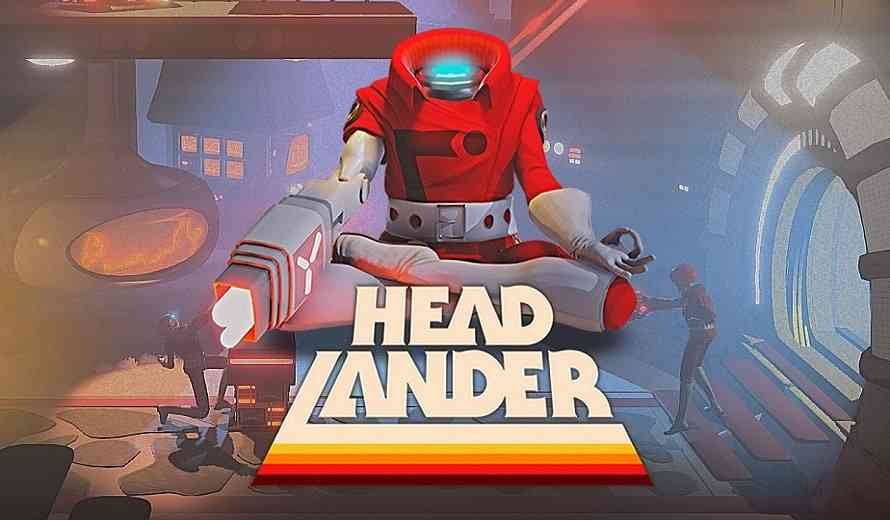 Headlander Review Double Fine And Adult Swim Build A Winner