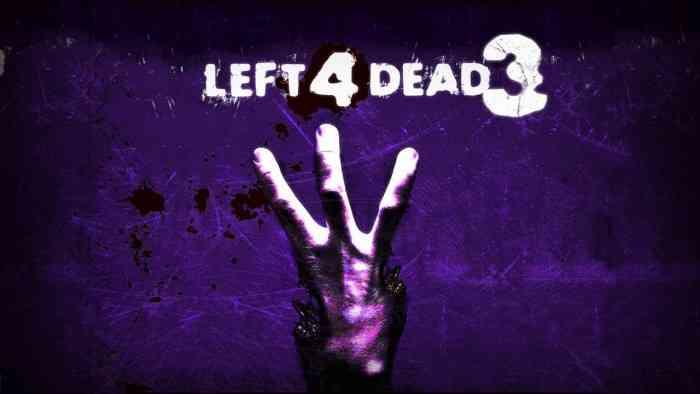 Left 4 Dead 3 Leaked logo