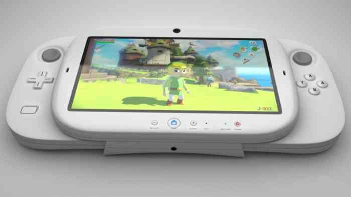 Nintendo NX Handheld