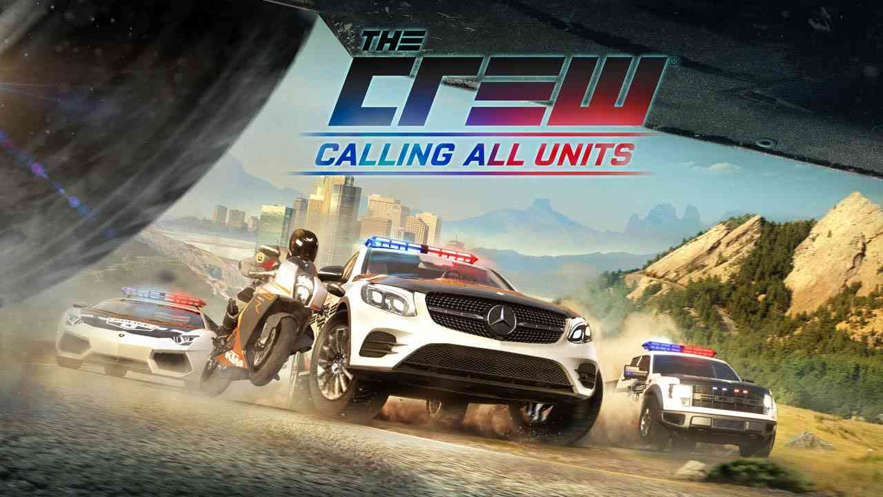 The Crew Calling All Units Expansion Announced For X1 Ps4 Pc
