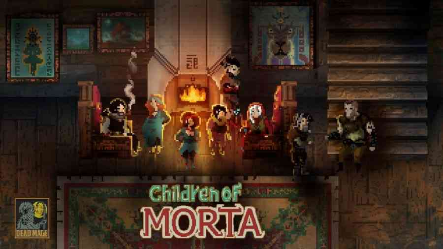 Children Of Morta Preview Families That Fight Together