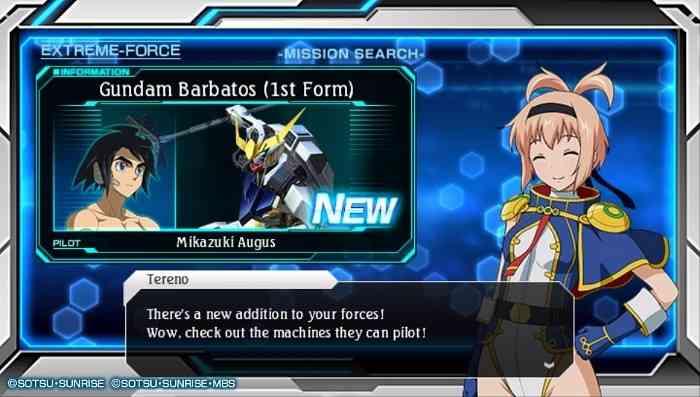 Mobile Suit Gundam: Extreme VS-Force