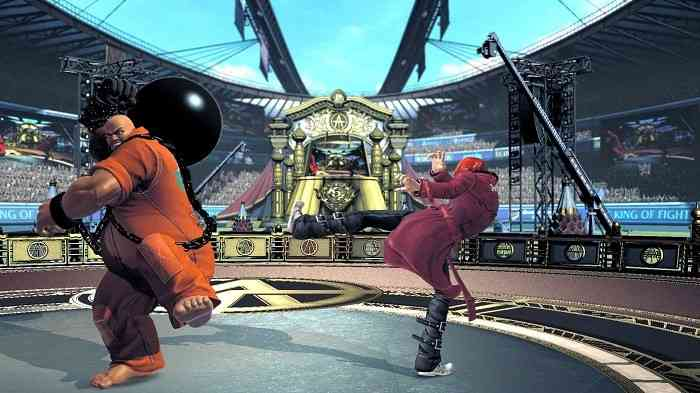 PlayStation King of Fighters XIV