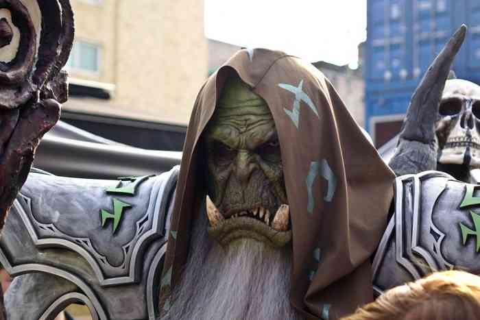 Warcraft Cosplay