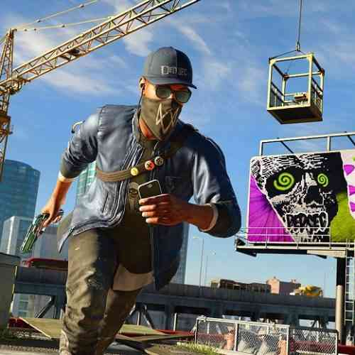Watch Dogs Gameplay Ps Free Roam