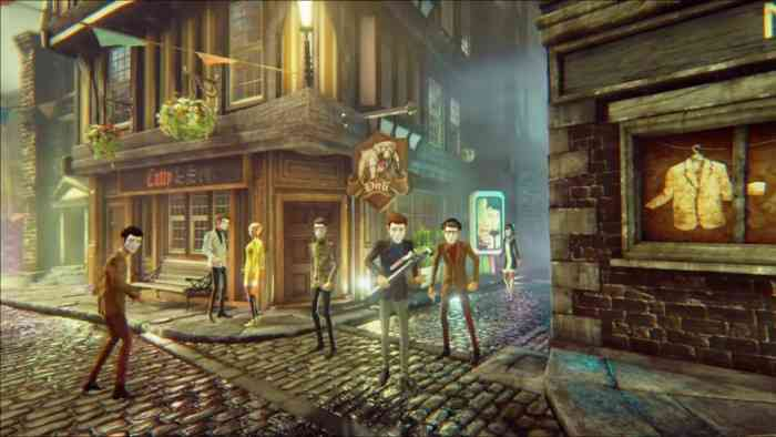 We Happy Few has been delayed