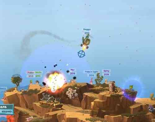 Worms W.M.D. Screen 03
