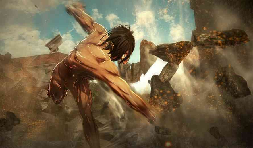 New details on Attack on Titan 2 are here - Game News Plus