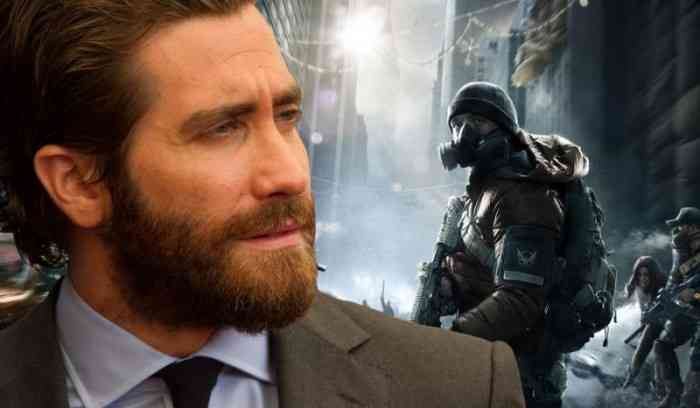 Ubisoft Announces The Division Movie with Jake Gyllenhall
