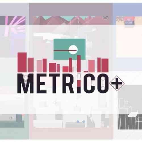 Metrico+ logo