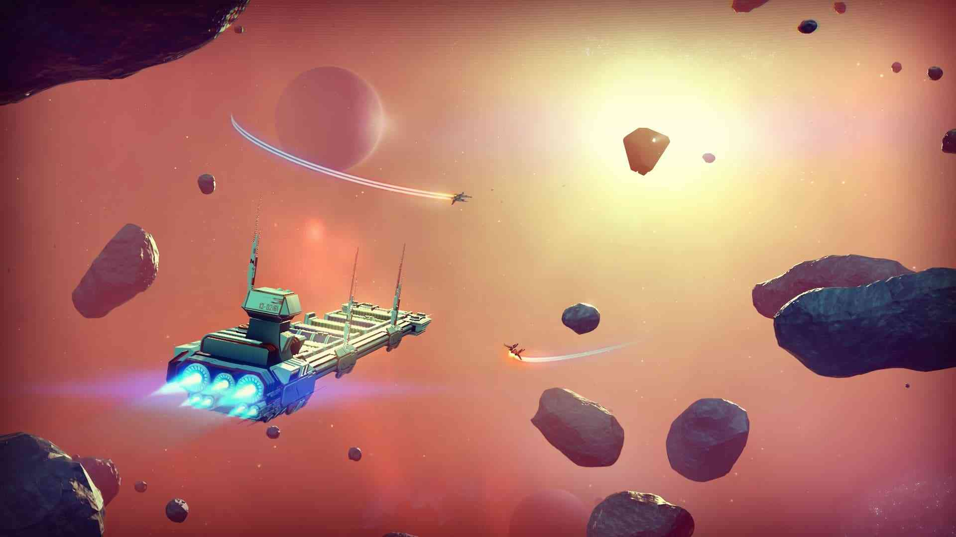 5 Ways to Keep No Man's Sky a Space Stud, Not a Space Dud