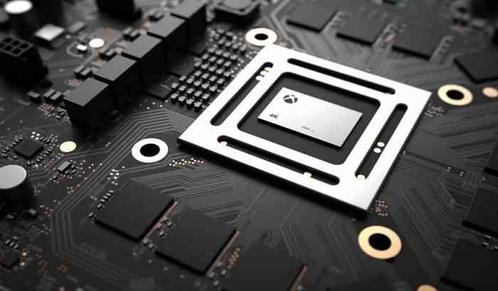 Project Scorpio Featured