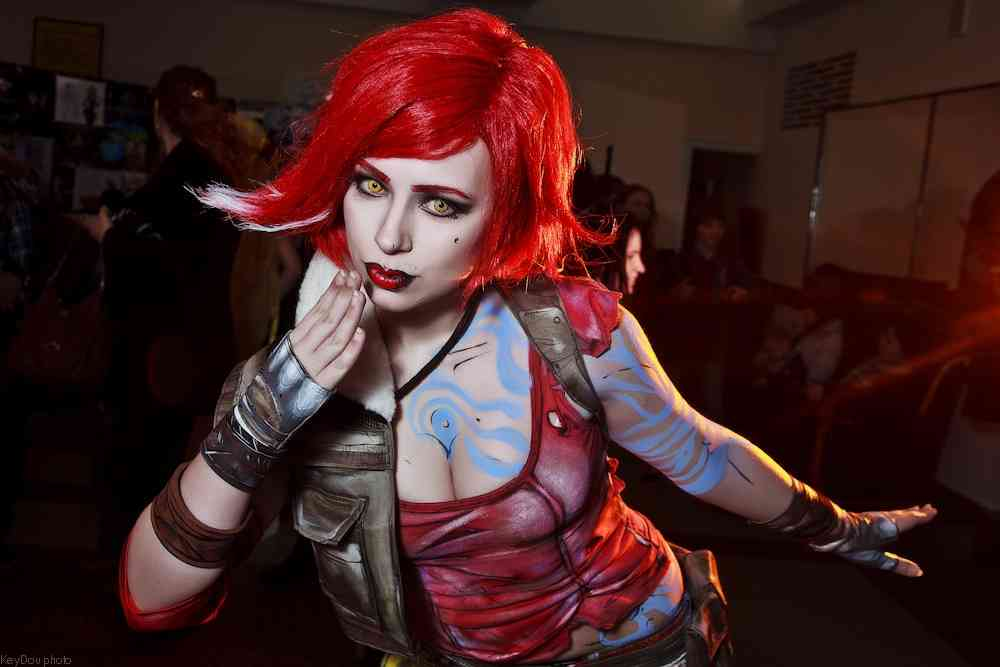 Borderlands Cosplay is Both Sexy and Amazing