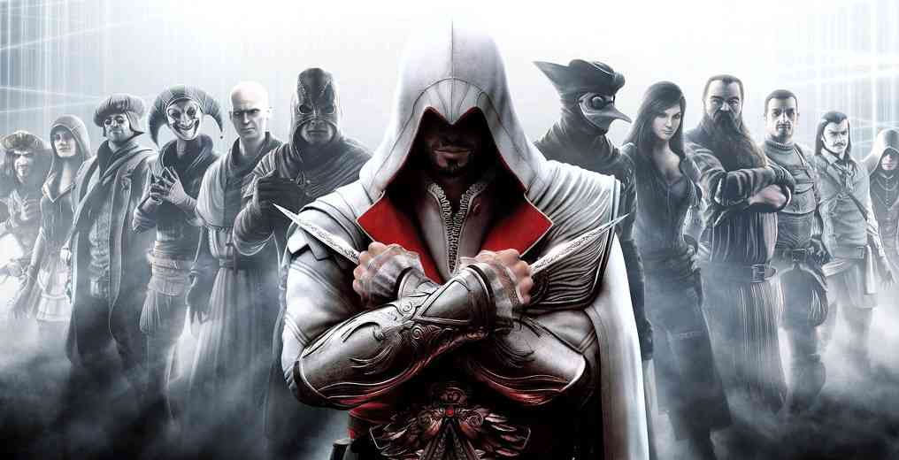 Assassin's Creed: The Ezio Collection Officially Revealed