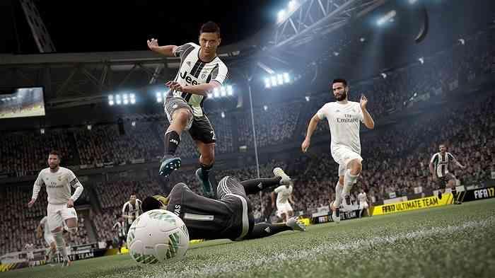 FIFA 17 Screen