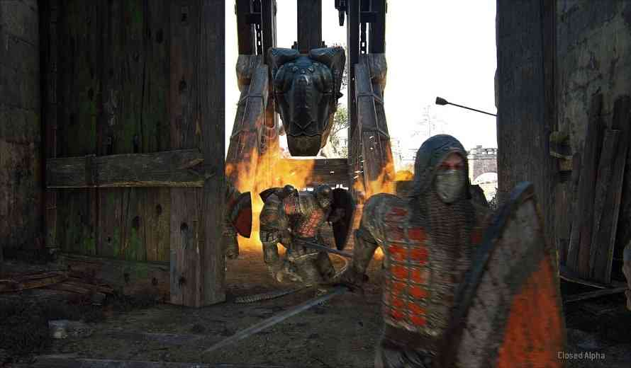 For Honor Preview Thrilling But Lack Of Dedicated