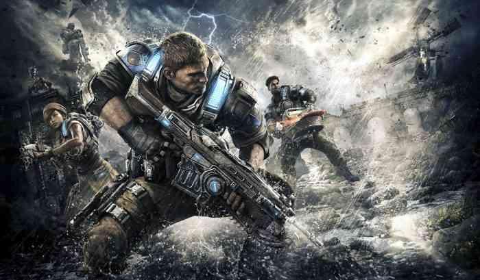Gears of War 4 Amazon Deal