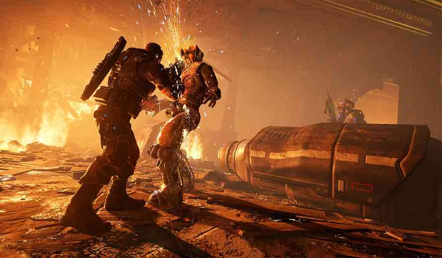 Get $20 Off A New Xbox One Game With Your Gears of War 4 Pre-Order