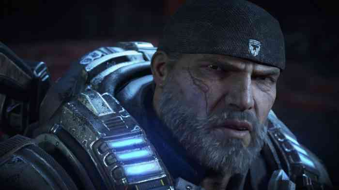Gears of War 4 Hero