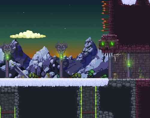 Goblins and Grottos Screen 02