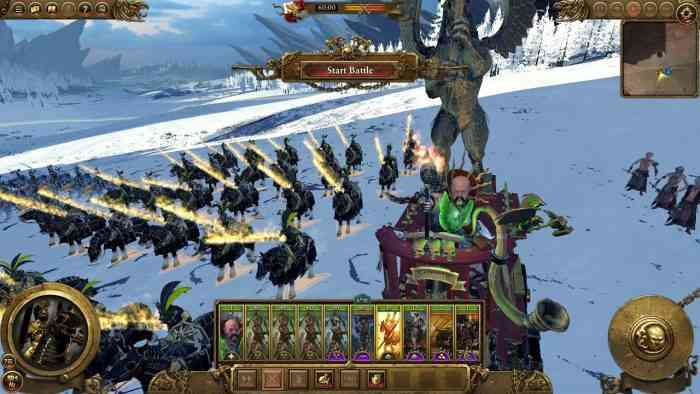 Total War: Warhammer The Grim and the Grave 2