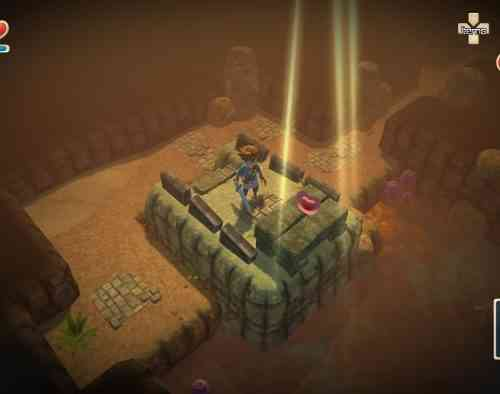 Oceanhorn Monster Of Uncharted Seas Review A Love