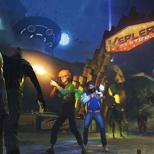 Zombies in Spaceland Featured