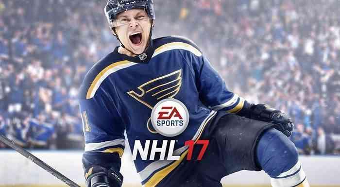 NHL 17 Vladimir Tarasenko