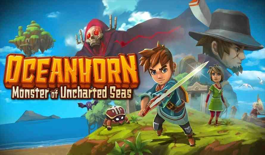 High-Seas Adventure Game, Oceanhorn, Gets Nintendo Switch Preview