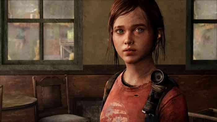 The Last of Us 2 Article Ellie Naughty Dog